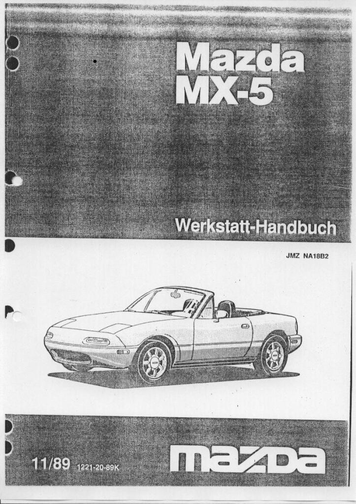 Service Manual Mazda Mx 5 Miata Haynes Pdf  37 6 Mb