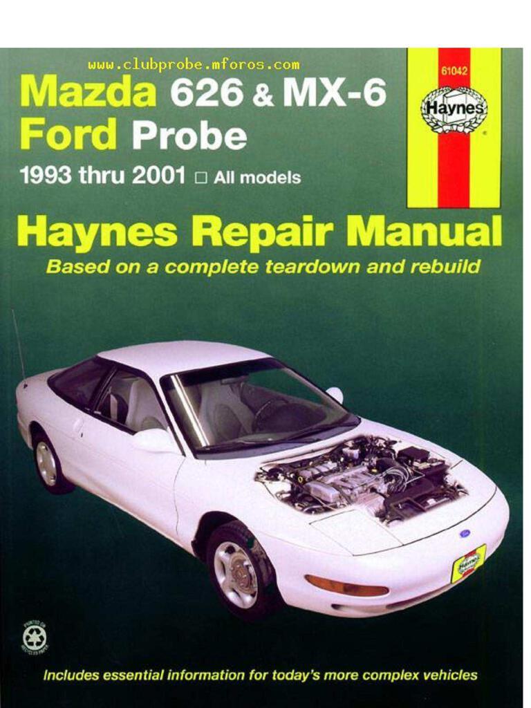 Mazda 2 2007 manual pdf