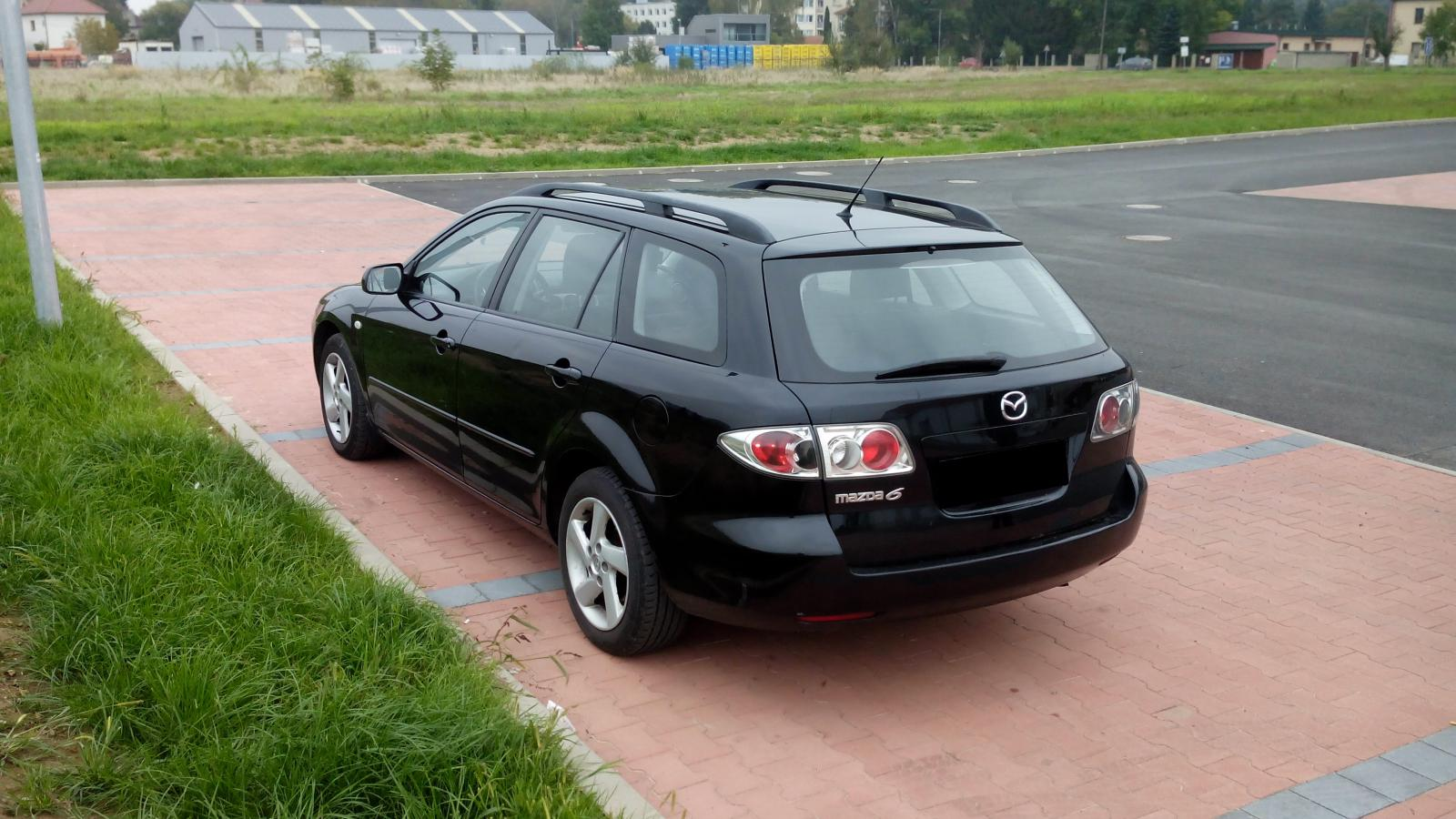 2004 mazda 6 gg gy 1 generace 2 0 diesel 100 kw 310 nm. Black Bedroom Furniture Sets. Home Design Ideas