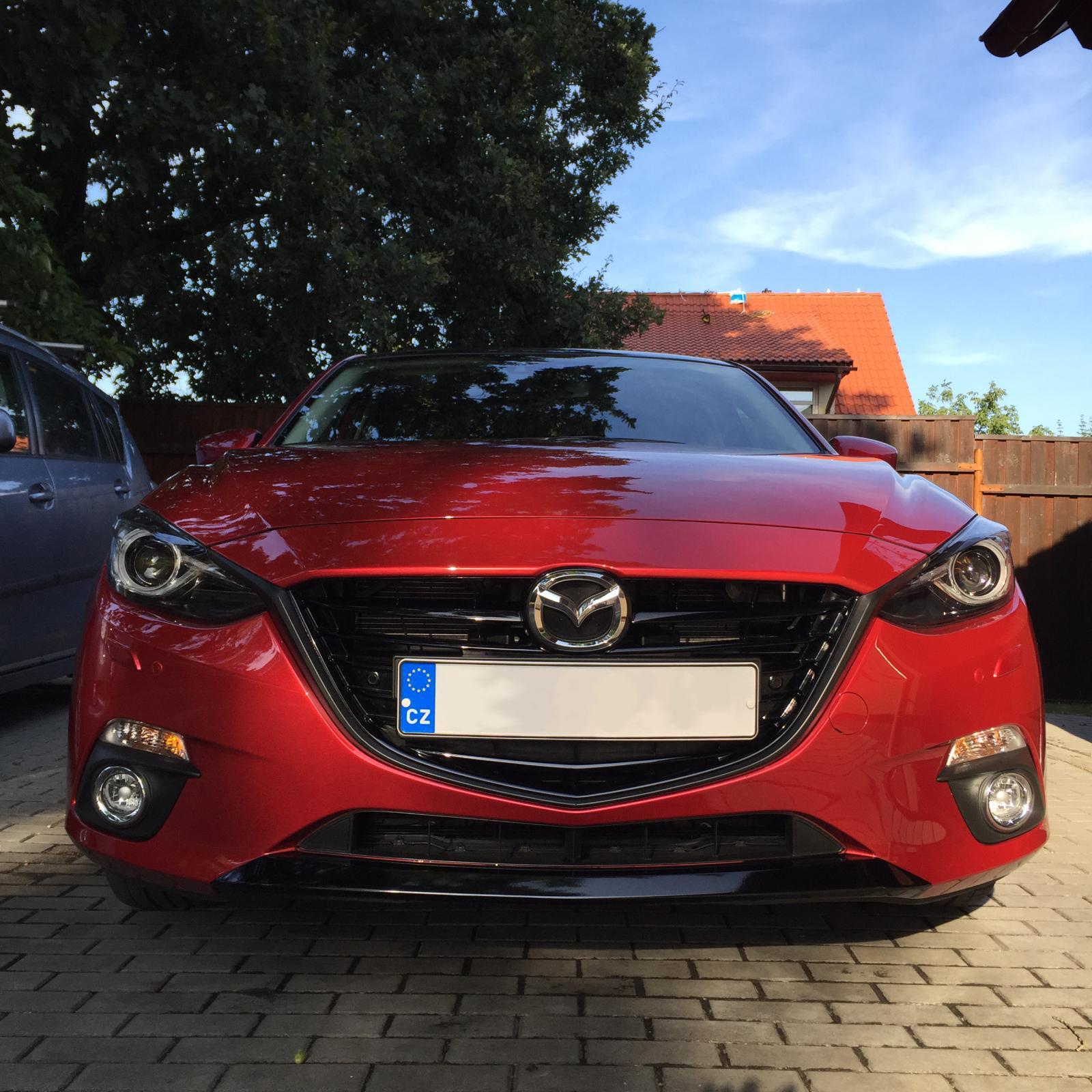 Mazda 3 Bm Bn 2014 2019: Mole06
